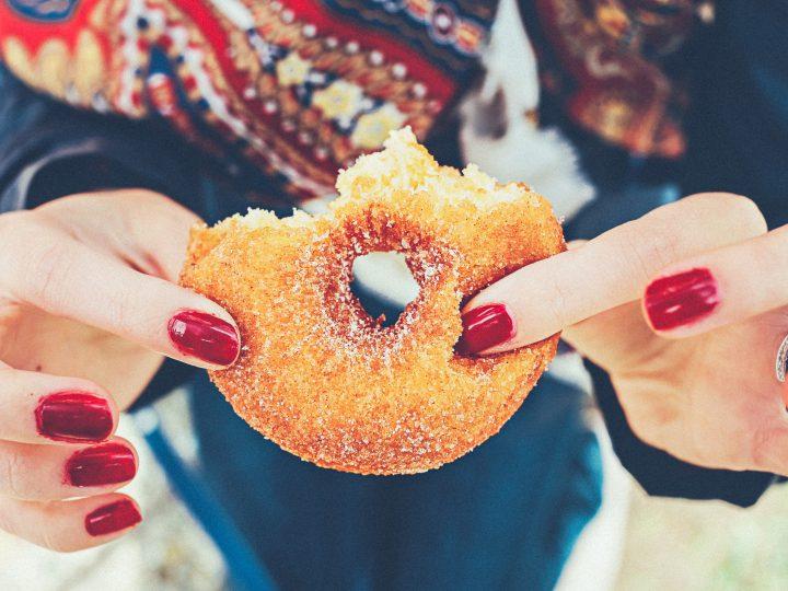 Intuïtief eten: wat als ik alleen maar junk food, snoep en taart ga eten!?